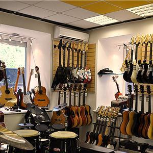 Музыкальные магазины Тарусы