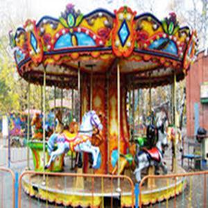 Парки культуры и отдыха Тарусы