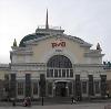 Железнодорожные вокзалы в Тарусе