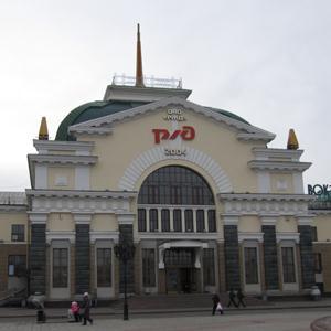 Железнодорожные вокзалы Тарусы